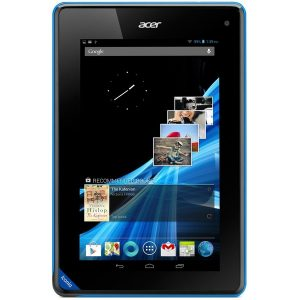 Tablet Acer Iconia B1 - A71 Android 8gb Wi - Fi Tela 7â ´ Â ´ - Preto / Azul