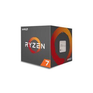 Processador Amd Am4 Ryzen R7 - 1700 3,0 Base / 3,7 Ghz 20 Mb Cache