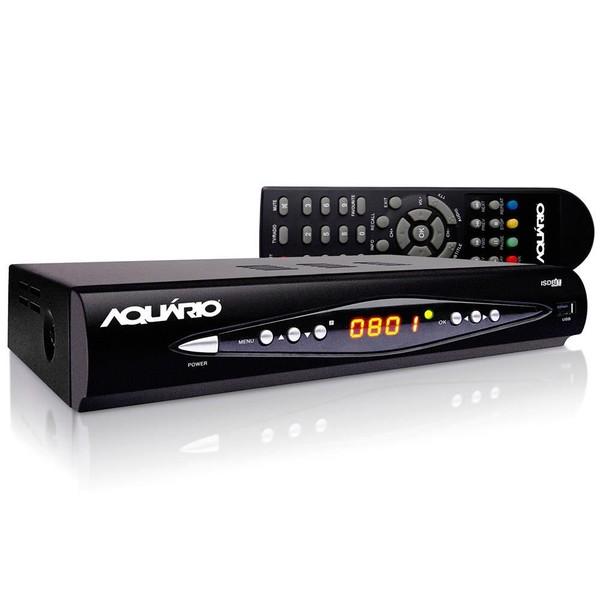 Conversor e Gravador Digital Aquário DTV - 8000