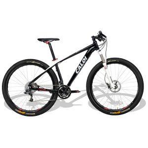 Bicicleta Caloi Elite 2017 Mtb Aro 29 T17 - Preto