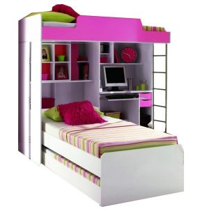 Beliche Módulo Office Click Teen - Santos Andirá 924078