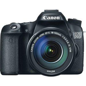 Canon EOS 70D 20.2 Megapixels
