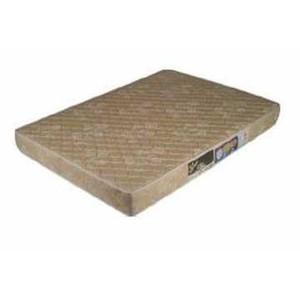 Colchão Casal Espuma D45 Sleep Max ( 18x138x188 ) Branco Castor Sleep Max D45 18cm