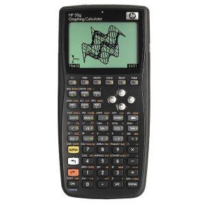 Calculadora Gráfica 50g - HP