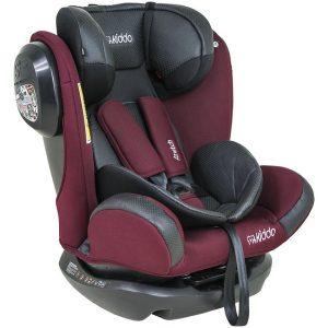 Cadeira para Auto Stretch Reclinável 4 posições Preta ( 0 a 36Kg ) 4865183