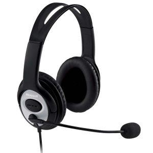 Headset Life Chat Microsoft Lx - 3000 Jug - 00013