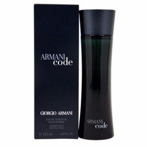 Perfume Armani Code Giorgio Armani 125 ml