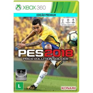 PES 2018 Pro Evolution Soccer