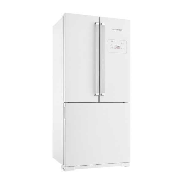 Refrigerador Brastemp Side Inverse BRO80AB