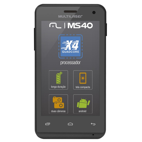 Multilaser MS40