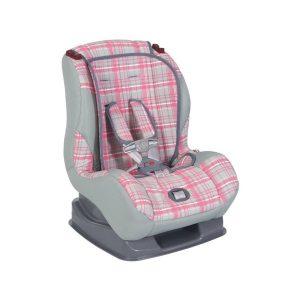 Cadeira para Auto Atlantis Cinza e Rosa 9 a 25 Kg Tutti Baby 04100.24 1058940