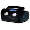 Caixa de Som Boombox 15W RMS USB / P2 / FM / Cartao de Memória - Preta - SP182 SP182 Preto Boombox