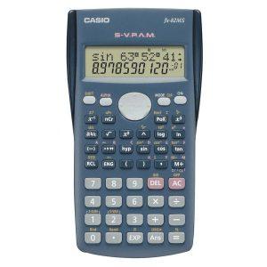 Calculadora Cientifica 240 Funcoes FX - 82MS - SC4 - DH Casio