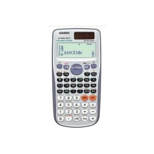 Calculadora Cientifica 417 Funcoes FX - 991ES PLUS Branca Casio