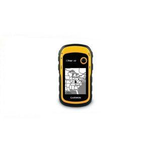 Ciclocomputador Etrex 10 Garmin GPS 2.2 ´ A Prova dágua e Poeira Amarelo Fitness GPS Preto e Amarelo 2,2 ´