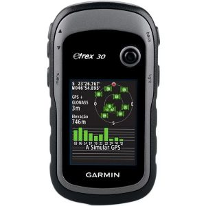 Navegador GPS Garmin eTrex 30X ( 010 - 01508 - 10 )