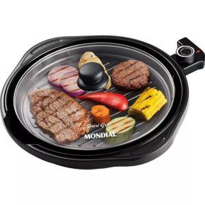 Grill Mondial Redondo Smart Grill 30 Preto