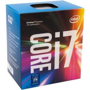 Processador Intel 7700k Core I7 ( 1151 ) 4.20 Ghz Box - BX80677I77700K - 7ª Geração