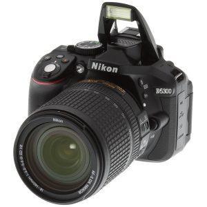 Nikon D5300 24,2 Megapixels