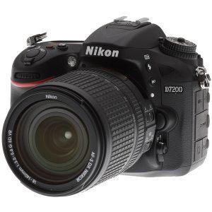 Nikon DSLR D7200 24.2 Megapixels