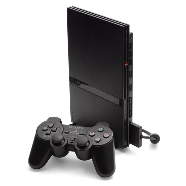 Sony PS2 PlayStation 2 Slim