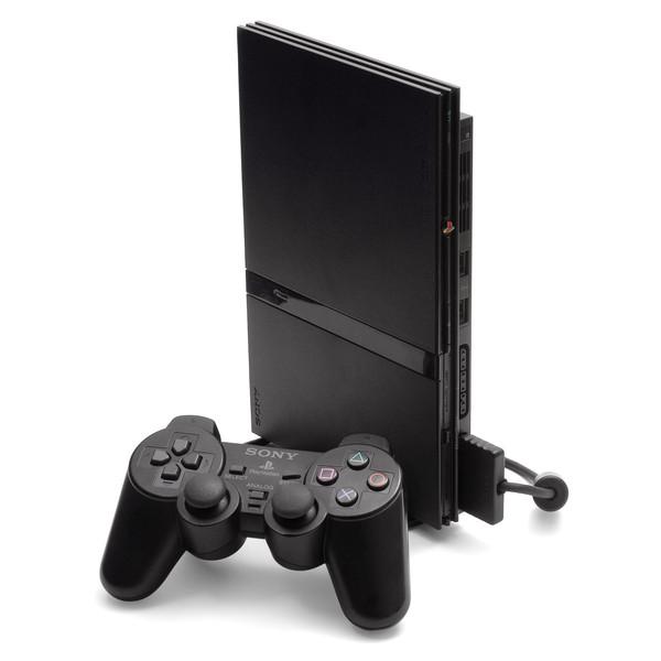 Sony PS2 PlayStation 2 Slim