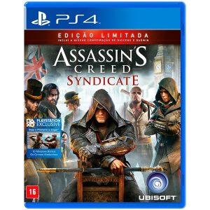 Assassin's Creed Syndicate Edição Limitada