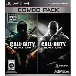 Call of Duty Black Ops + Black Ops II Combo Pack