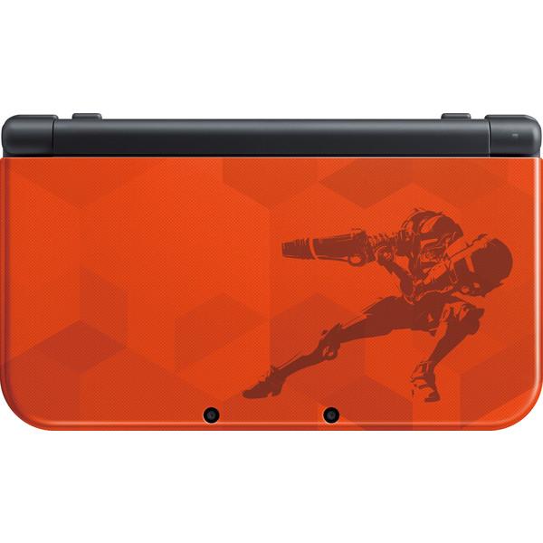 Nintendo 3DS XL Metroid Samus Edition