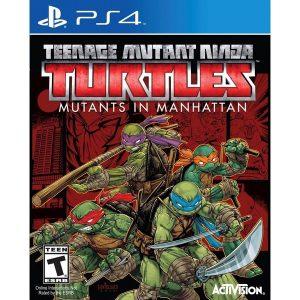 TMNT Teenage Mutant Ninja Turtles Mutants In Manhattan