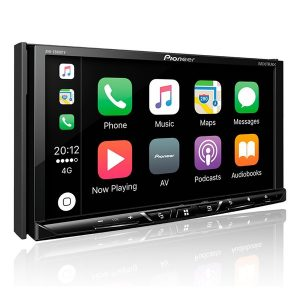 DVD Player Pioneer AVH - Z5080TV 7 Polegadas USB Traseira TV Integrada Bluetooth RDS