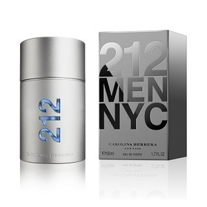 Perfume 212 NYC Carolina Herrera 50 ml
