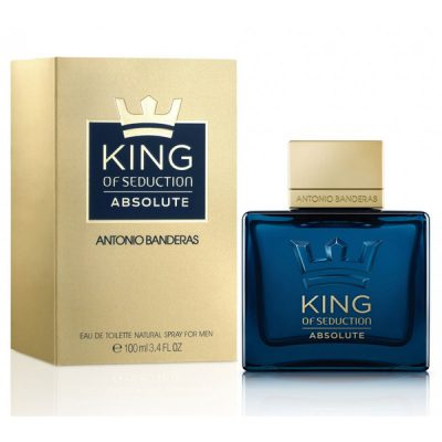 Perfume King Of Seduction Absolute Antonio Banderas 200 ml