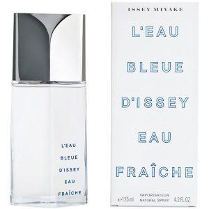 Perfume L' Eau Bleue D' Issey Eau Fraiche Issey Miyake 125 ml