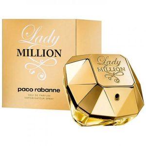 Perfume Lady Million Paco Rabanne 80 ml