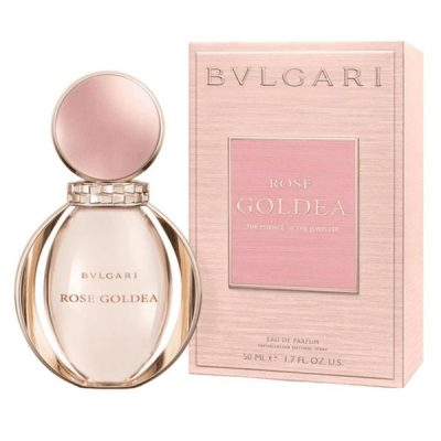 Perfume Rose Goldea Bvlgari 50 ml