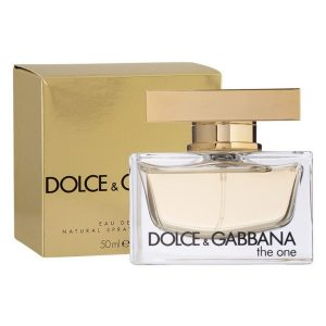 Perfume The One Dolce & Gabbana 75 ml