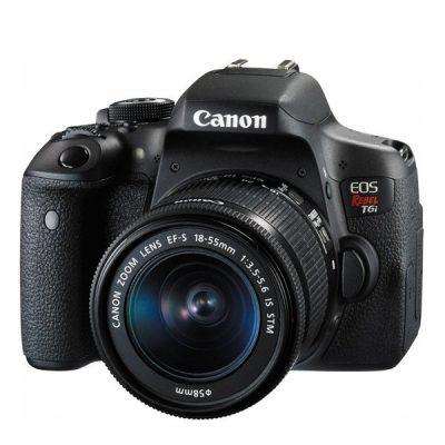 Canon EOS Rebel T6i 24.2 Megapixels