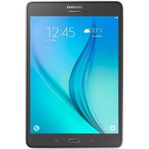 Tablet Samsung Galaxy Tab A Tela 8 ´ 2017 4G, Android 7.1, 16GB, 2GB RAM, câmera 5MP Cinza