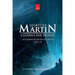 Livro - A Guerra dos Tronos Edição Exclusiva 4ª Ed. - As Crônicas de Gelo e Fogo - 9788544102725