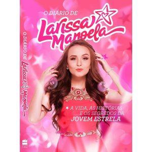 Livro - Diário de Larissa Manoela - 9788569514138