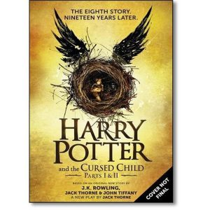 Livro - Harry Potter and the Cursed Child - Parts I & II - 9781338099133