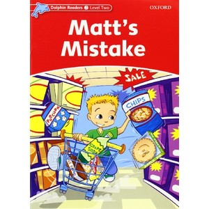 Livro - Matt ´ s Mistake - Dolphin Readers 2 Level Two - 9780194400978