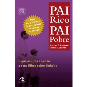 Livro - Pai Rico, Pai Pobre - 853520623X