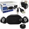 CAIXA DE SOM SUBWOOFER BLUETOOTH CAIXINHA HOME THEATER PORTATIL COM USB SD PC NOTEBOOK 11W RECARREGAVEL