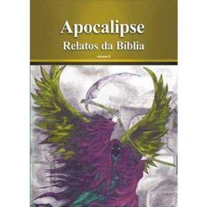 Livro - Apocalipse - Relatos da Bíblia - 9788563394088