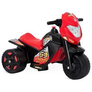Moto Elétrica Infantil Ban Moto 6v - Bandeirante