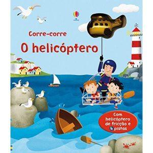Livro - Helicóptero, O - Coleção Corre - Corre - 9781409541899