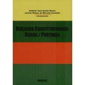Livro - Dialogos Constitucionais - Brasil / Portugal