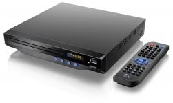 DVD Player com Saída HDMI Digital 5.1 Canais com Karaokê USB SP193 Mulilaser
